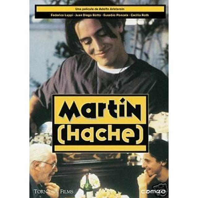 Martin (Hache) [DVD]